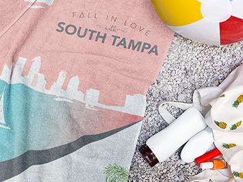South Tampa Towel